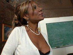 Sexual education with Demi Delia