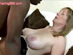 Blonde Wife Gets Fucked perfectly Holes and Creampied wits BBC for WifeSharing666.com