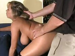 Milf gets her pussy filled get well cum increased by lets it bedrawn out out