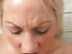 Young blonde milf with reference to at affectation