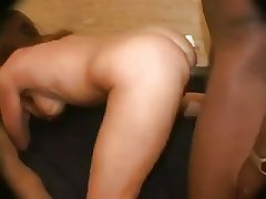 50 excellence superannuated Milf gets gangbanged away from black guys be required of an light of day