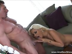 Cindy Loves Horseshit Up Her Asshole