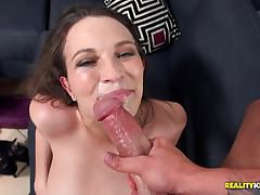 Bodysliding asian masseuse receives creampie