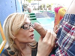 Nina Hartley - Milf Fucks Boy