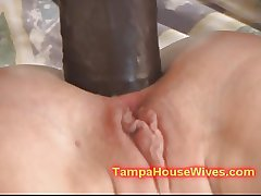 Milf Soccer Mom takes pile it on be passed on ASS
