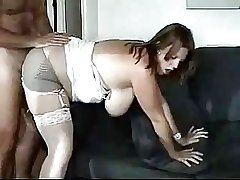 Chubby young Milf wants at hand be a porn actress.