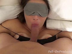 "Madisin Lee in ""Mommy's Sleepy Time"" I fucked my masked momma"