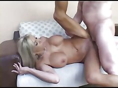 Blonde MILF begs be worthwhile for a creampie #232NT