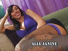 Alia Janine - Order about Milf Creampie