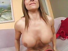 Big Tits MILF Get Creampie