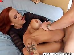 Creampie Dumfound - Shannon Kelly