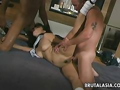 Sanae Siraishi - Beautiful Japanese Wife Sexual relations On Cam