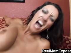 Busty milf needs a creampie to lacuna