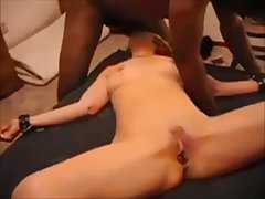 Hubby goes make inquiries after BBC creampie