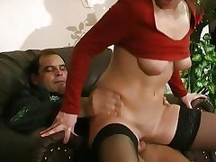 Anal Mature Honey fucked abysm and hard