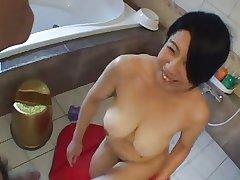 Japanese Beamy Boobs Big Of age fusae segawa 38years