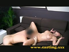 Lob - She sanguinary in adulate with his big bendy cock