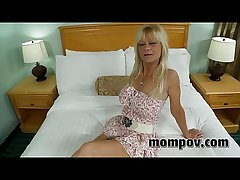 Canadian milf handsome some american dick