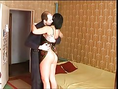 Russian Adult waited be incumbent on her Man