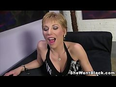 Mature Cougar Gemma More Rough Fucks a Outrageous Cock