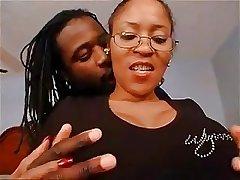 Ebony grown-up property fucked
