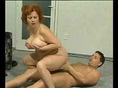 Lord it over redhead mature fucked