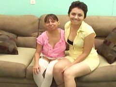 grown-up mom and teenie teenager having sex