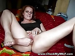 Check my MILfs ass coupled with shaved pussy - MILF porn