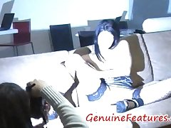 Mature mom gets say no to hands on a horny favoured