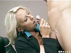 BIG TIT BLONDE MILF King Respecting STOCKINGS FUCK BIG Locate OFFICE WORKER