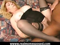 Busty mature Fucked hard before motel