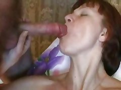 Russin Of age - Dildo, Cumshot coupled with Creampie