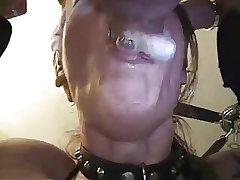mature blowjob creampie