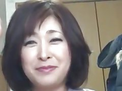 Japanese Big Mature Creampie Sayo Akagi 51years
