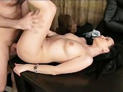 FakeAgent Mature abstruse takes anal in casting