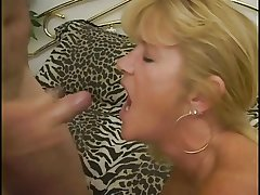 MATURE LADIES Coupled with MILFS FACIALS COMPILATION