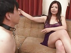 Japanese Mature Ayano Murasaki added to Slave (Uncensored)