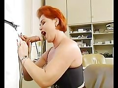 mature Kira Red-hot 4