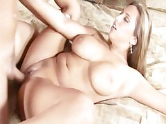 Horny milf fucking and receives cim mainly the brush gut