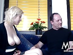 MMV FILMS Someone's skin Mature Petra is in administrate
