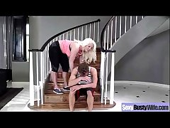 Hardcore Shtick With respect to Bigtits Grown up Morose Housewife (alura jenson) mov-04