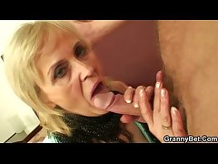 Aged prostitute is picked up and fucked wide of stud