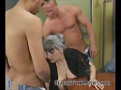 Granny Jo gets the job undivided