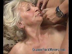 Granny Sue way her daughter