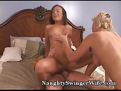 Hot Mature Couple Fucks Dear Coed