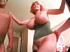 Mature Chunky Titted Honeyed words Plenty Gets Spit roasted