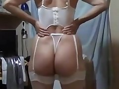 Staggering big arse amateur fit together
