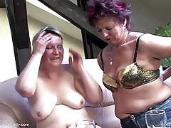 Mature intercourse gang down moms and boy