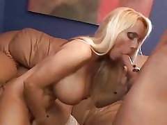 Holly Halston fucking with the addition of sucking