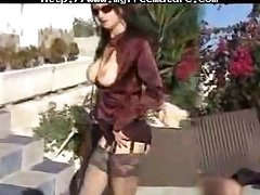 Granny Satin Alfresco mature mature porn granny age-old cumshots cumshot